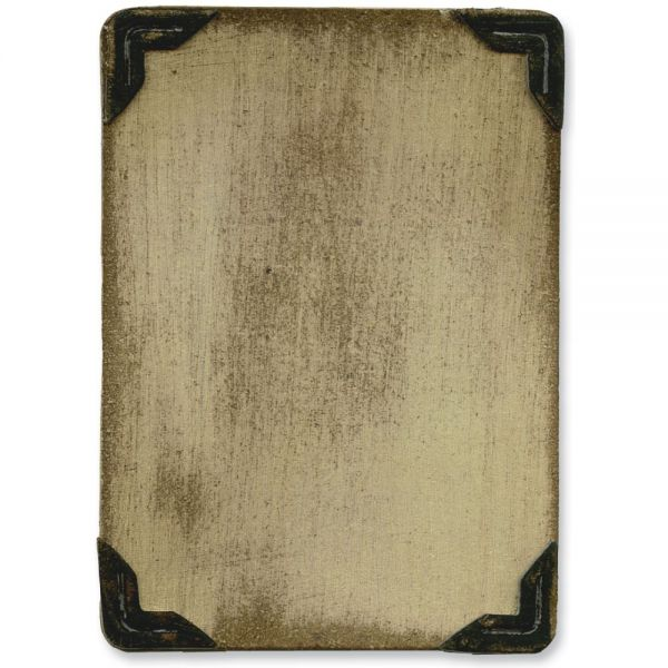 "Sizzix Movers & Shapers Base Die By Tim Holtz 5.5""X6"""