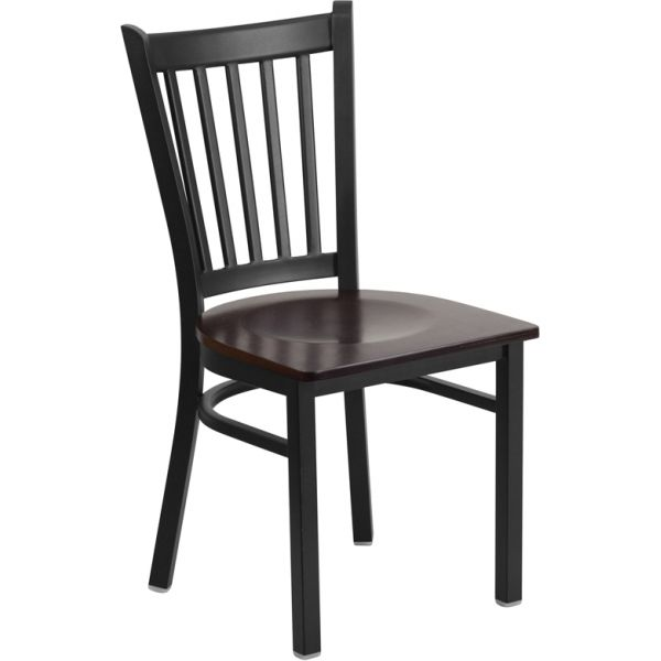 Flash Furniture HERCULES Series Vertical Back Restaurant Chair