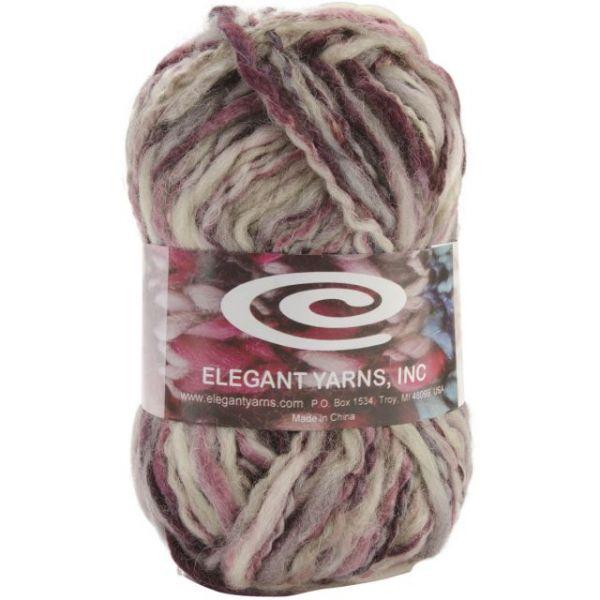 Elegant Cuties Yarn - Red Wine