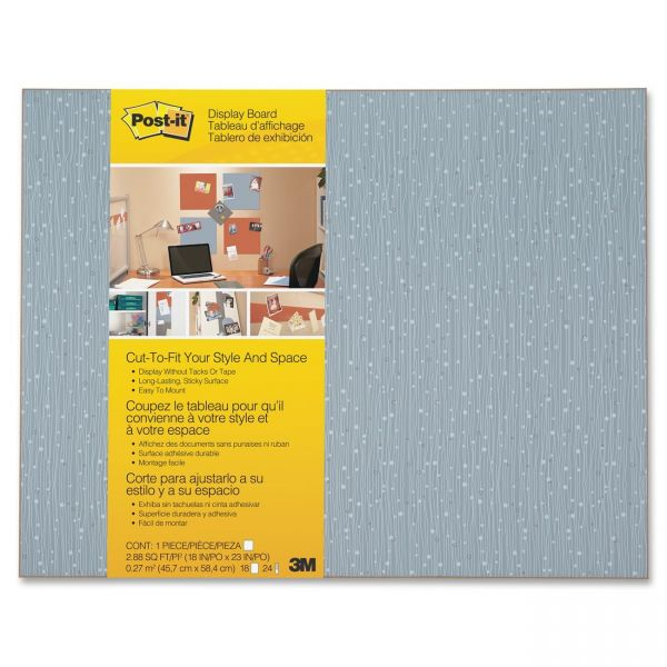 Post-it Cut-to-Fit Sticky Display Board