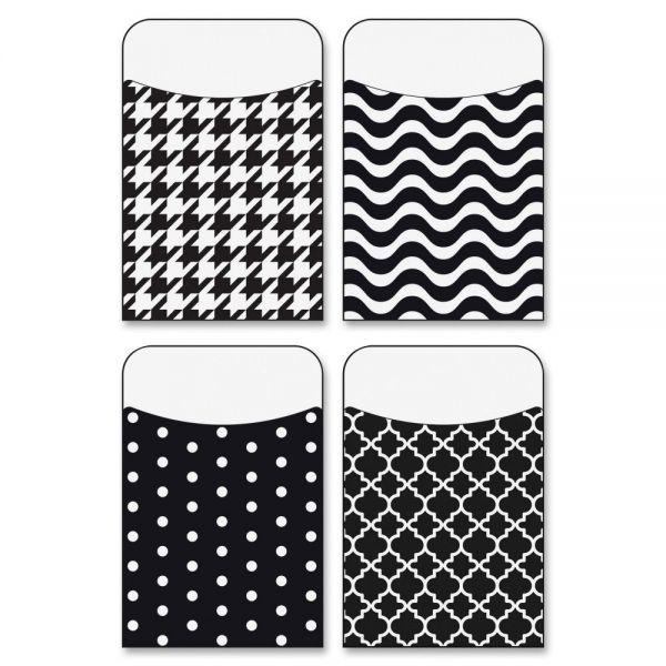 Trend Black & White Terrific Pockets Variety Pack