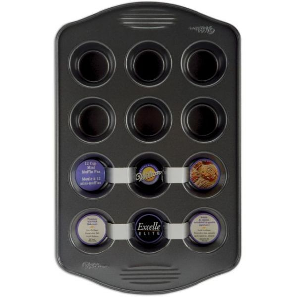 Excelle Elite Mini Muffin Pan