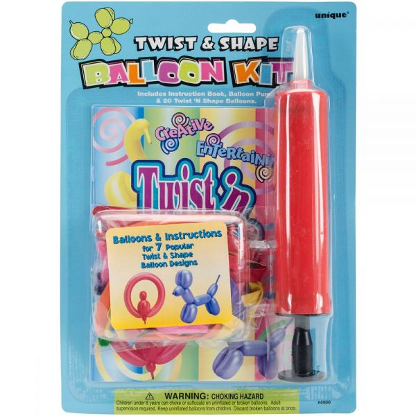 Twist & Shape Balloon Kit