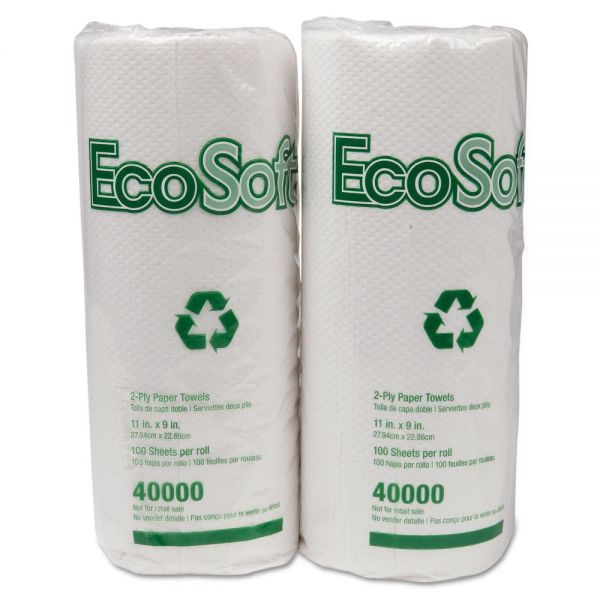 EcoSoft Household Paper Towels