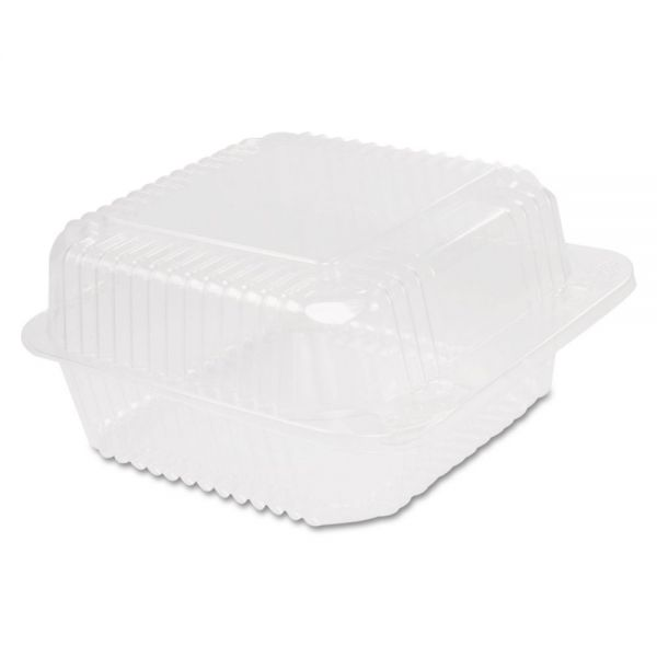 Dart Staylock Deep Base Takeout Plastic Clamshell Food Containers