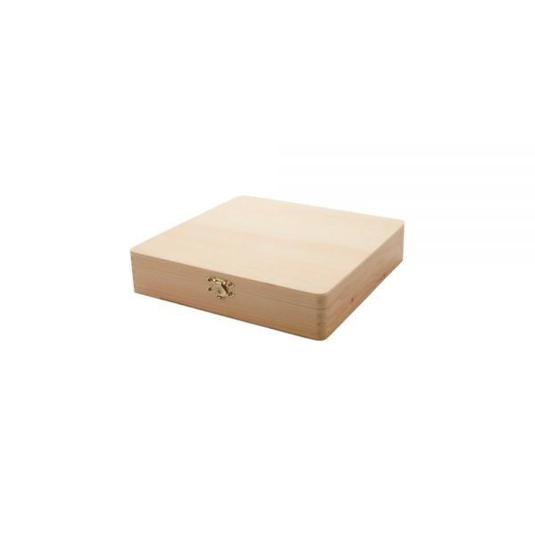 Darice Lacquered Cigar Box