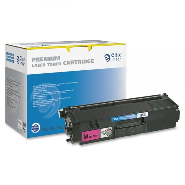 Elite Image Remanufactured Brother TN315M Toner Cartridge
