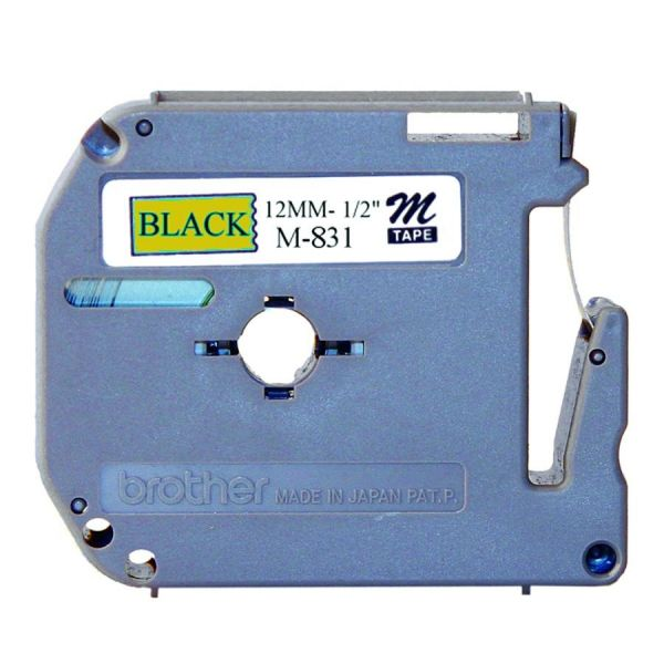 Brother M Series P-Touch Label Tape Cartridge