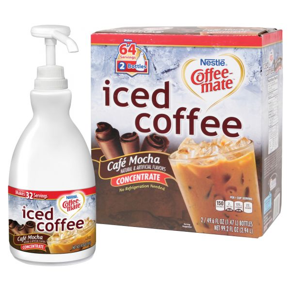 Coffee-mate Concentrated Café Mocha Iced Coffee