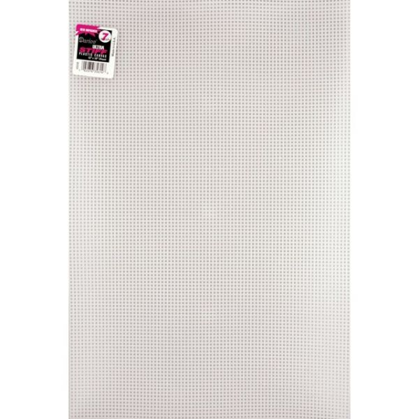 Darice Ultra Stiff Plastic Canvas