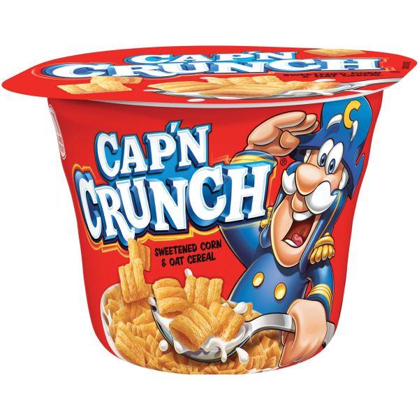 Cap'N Crunch Cereal Bowls
