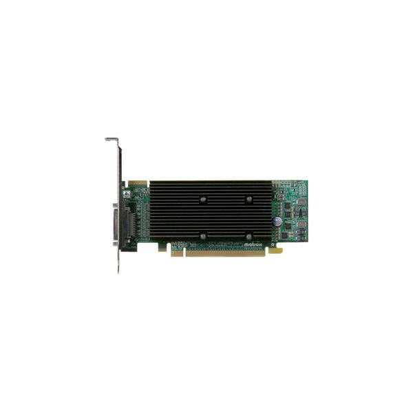 Matrox M9140-E512LAF M9140 Graphic Card - 512 MB DDR2 SDRAM - PCI Express x16