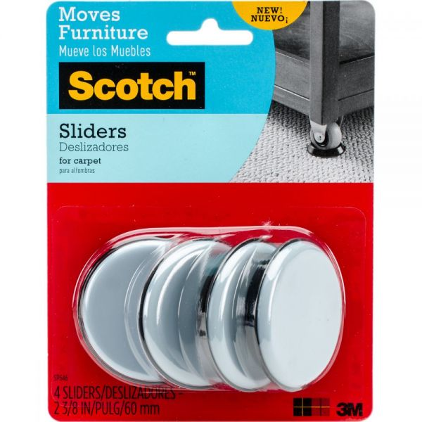 Scotch Reusable Sliders 2.375""