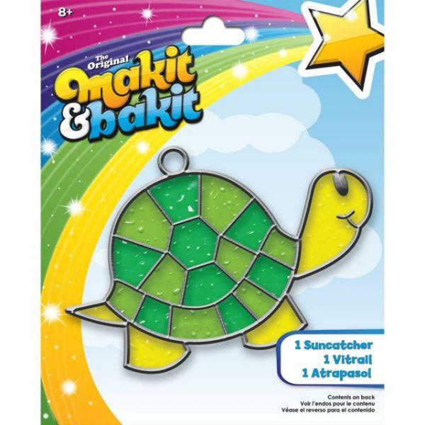 Makit & Bakit Turtle Suncatcher Kit