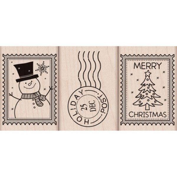 "Hero Arts Mounted Rubber Stamp Set 2""X1.5"""