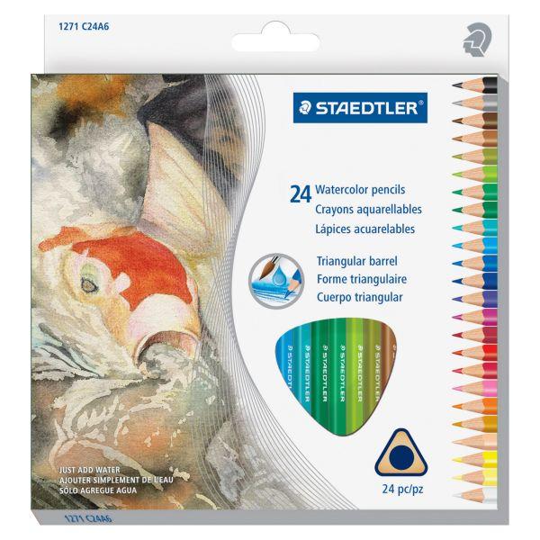 Staedtler Watercolor Pencils Set