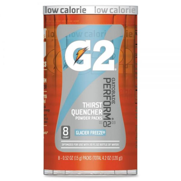 Gatorade G2 Blue Single Serve Powder Packets