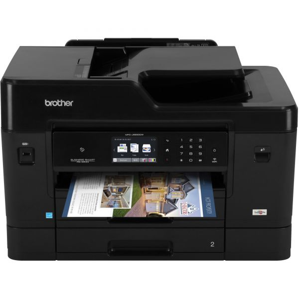 Brother Business Smart Pro MFC-J6930DW Color All-in-One, Copy/Fax/Print/Scan