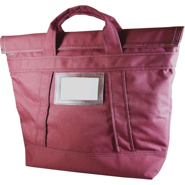 MMF Fire-Block Locking Courier Tote