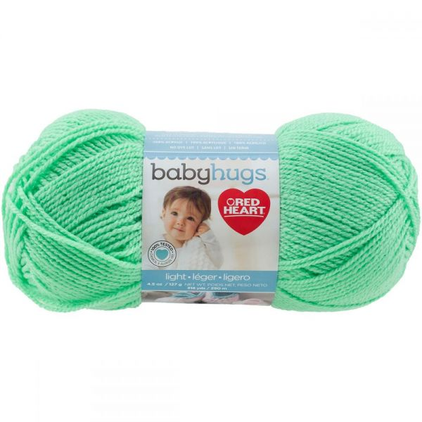 Red Heart Baby Hugs Yarn - Sprout