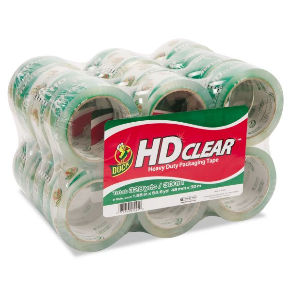 "Duck Brand Heavy Duty 2"" Packing Tape"