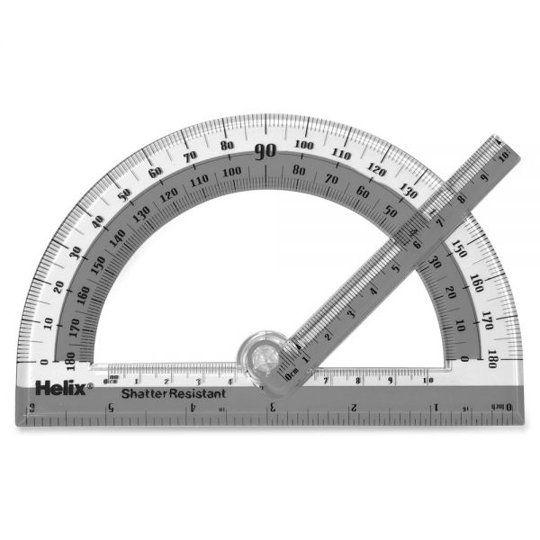 Helix Swing Arm Protractor