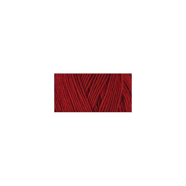 Red Heart Luster Sheen Yarn - Cherry Red