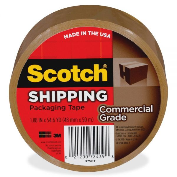 Scotch Commercial Grade Packaging Tape
