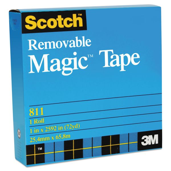 Scotch Removable Invisible Tape Refill