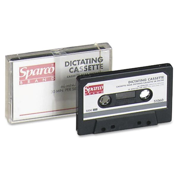 Sparco Dictating Cassettes