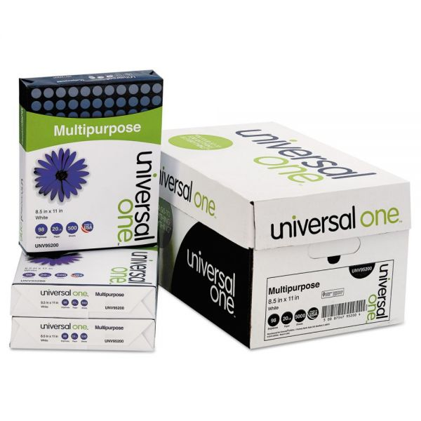 Universal One White Copy Paper