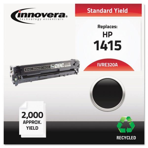 Innovera Remanufactured CE320A (128A) Toner, Black