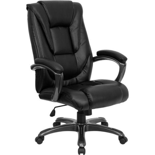 Flash Furniture High Back Executive Office Chair [GO-7194B-BK-GG]