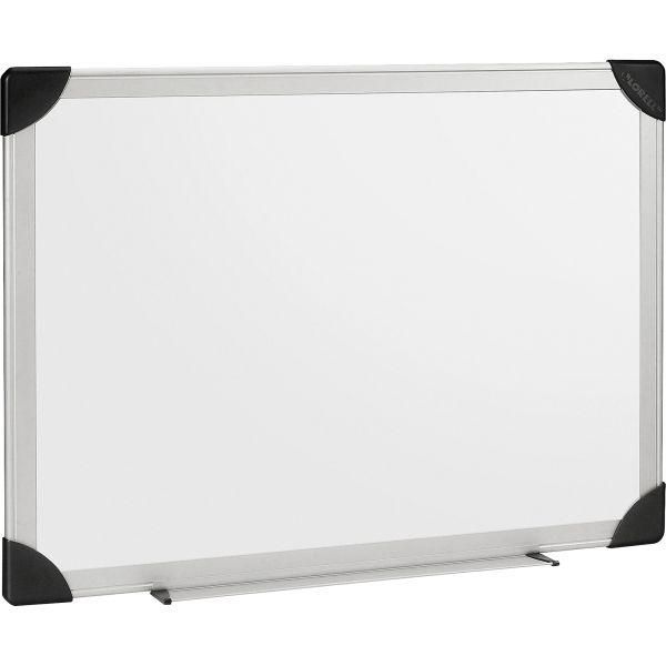 "Lorell 96"" x 48"" Laminated Styrene Dry Erase Whiteboard"