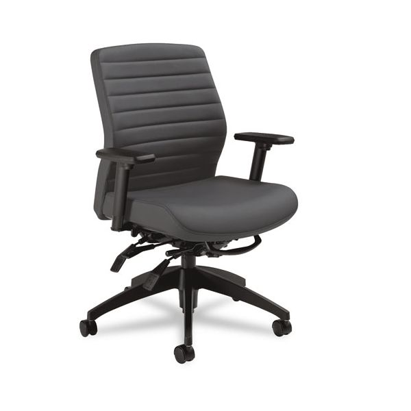Global Aspen Series Mid-Back Office Chair