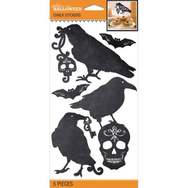 Jolee's Halloween Stickers 5/Pkg