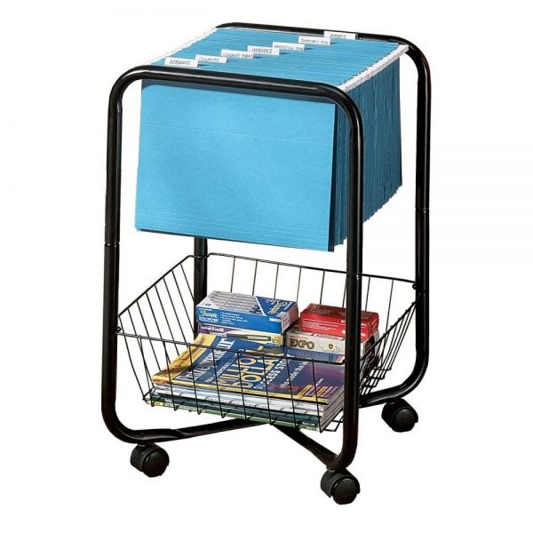 Rubbermaid Storage File Cart