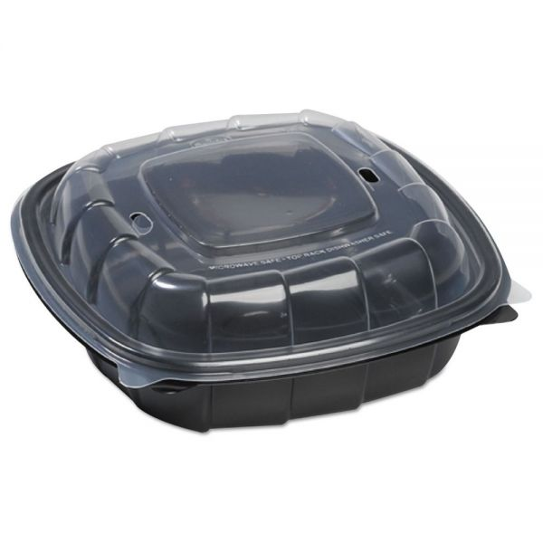 Mullinix Breakaway Hinged Takeout Food Containers