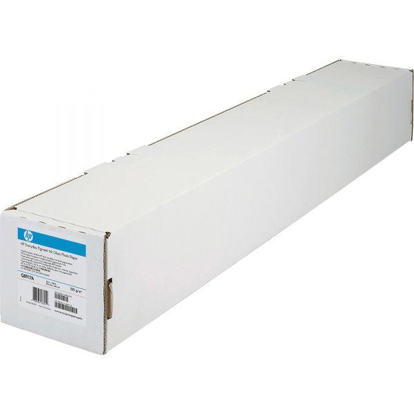 "HP Designjet Inkjet Large Format Paper, 6.6 mil, 36"" x 100 ft, White"