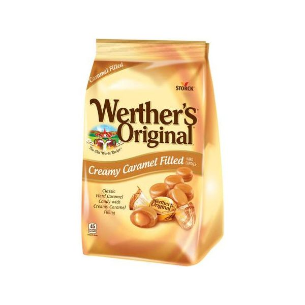 Werther's Original Creamy Caramel Filled Candies