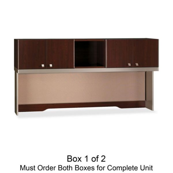 bbf Quantum QT1726CS Hutch Box 1 of 2 by Bush Furniture