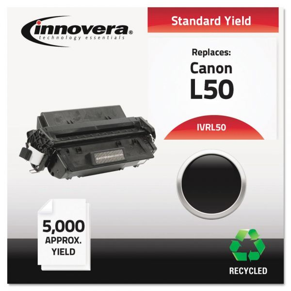 Innovera Remanufactured Canon L50 (6812A001AA) Toner Cartridge