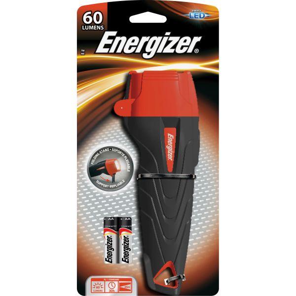 Energizer Large Rubber LED Flashlight