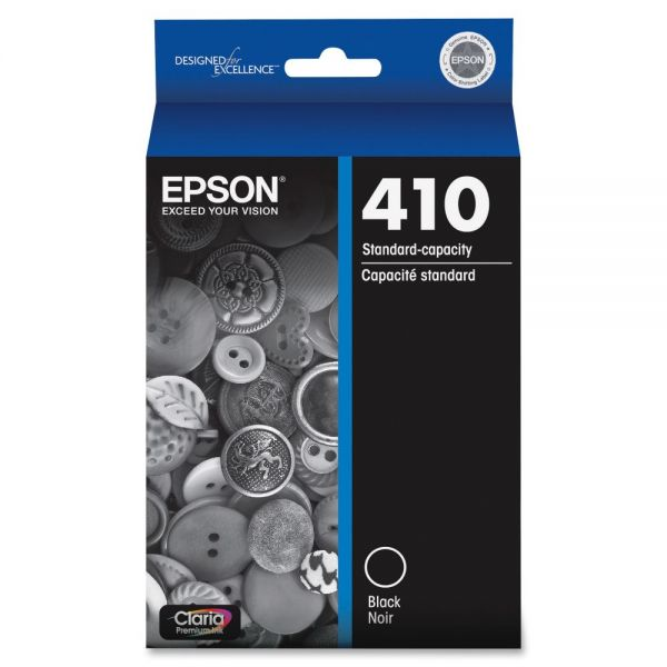 Epson 410 Pigment Black Ink Cartridge