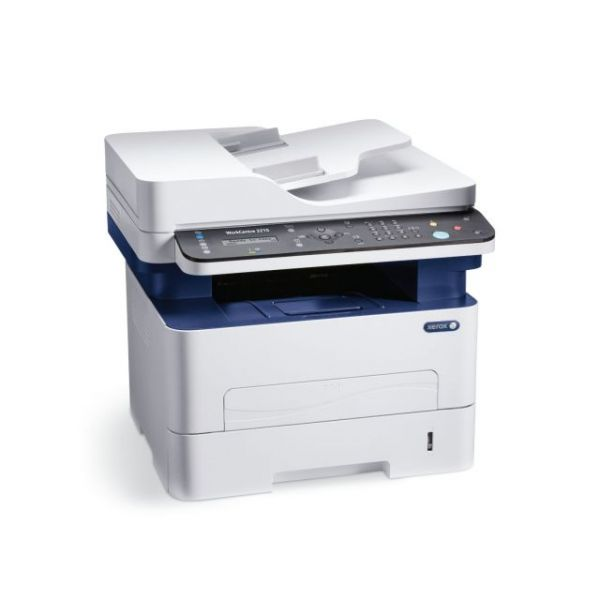 Xerox WorkCentre 3215/NI Laser Multifunction Printer - Monochrome - Plain Paper Print - Desktop