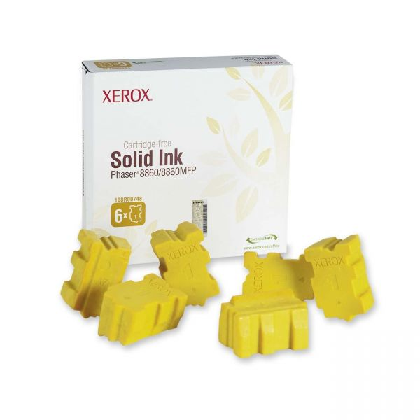 108R00748 Solid Ink Sticks - Yellow