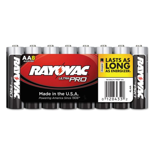 Rayovac Industrial PLUS AA Batteries