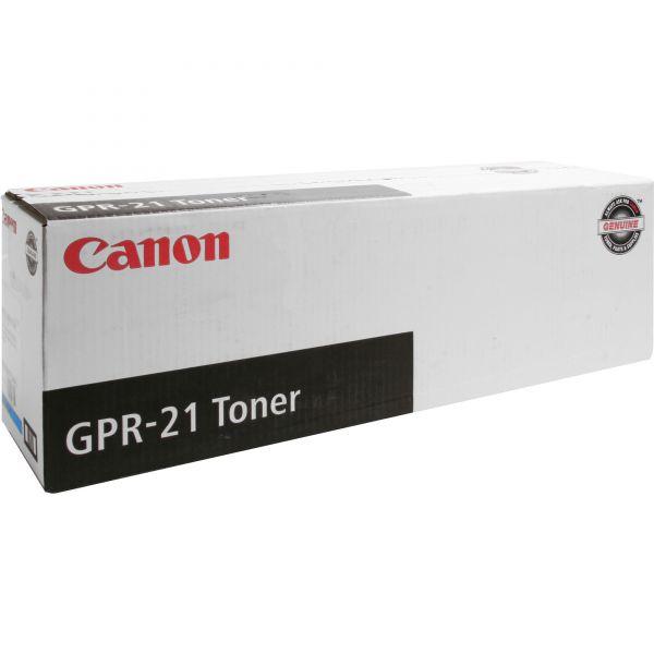 Canon GPR-21 Cyan Toner Cartridge (0261B001AA)