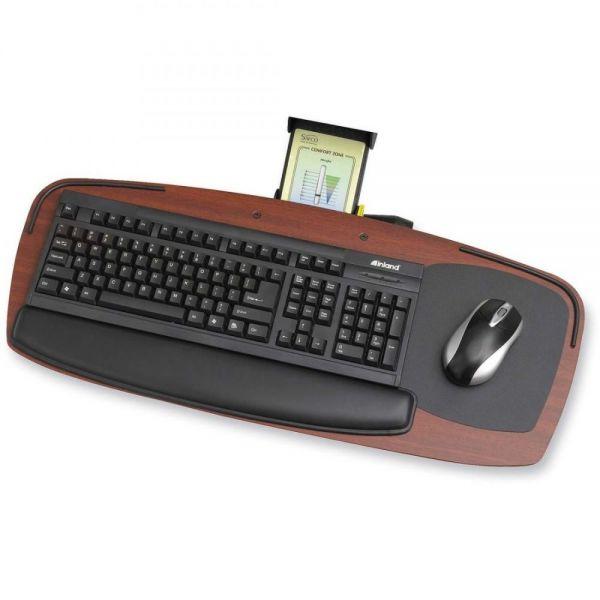 """Safco Premier Series 27"""" Keyboard Platform"""