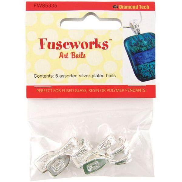 Fuseworks Art Bails 5/Pkg